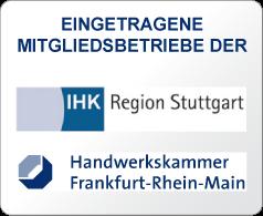 Teppichwäscherei Stuttgart ist eingetragenes Mitglied für eine saubere Teppichwäsche in Stuttgart