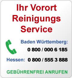 Teppichbodenreinigung in Baden Württemberg und Hessen