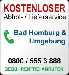 Teppichreinigung Bad Homburg - Ihre Teppichwäscherei für Bad Homburg
