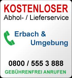 Teppichreinigung Erbach - Ihre Teppichwäscherei für Erbach