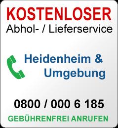 Teppichreinigung Heidenheim - Ihre Teppichwäscherei für Heidenheim