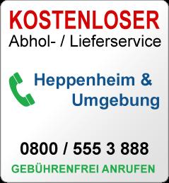 Teppichreinigung Heppenheim - Ihre Teppichwäscherei für Heppenheim