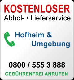 Teppichreinigung Hofheim - Ihre Teppichwäscherei für Hofheim