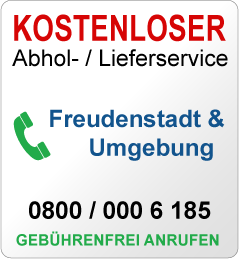Teppichreinigung Freudenstadt - Ihre Teppichwäscherei für Freudenstadt