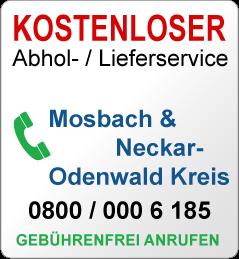 Teppichreinigung Mosbach - Ihre Teppichwäscherei für Mosbach